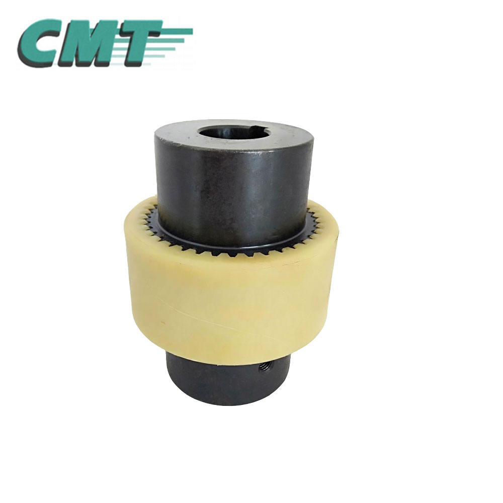 elastic nylon gear coupling
