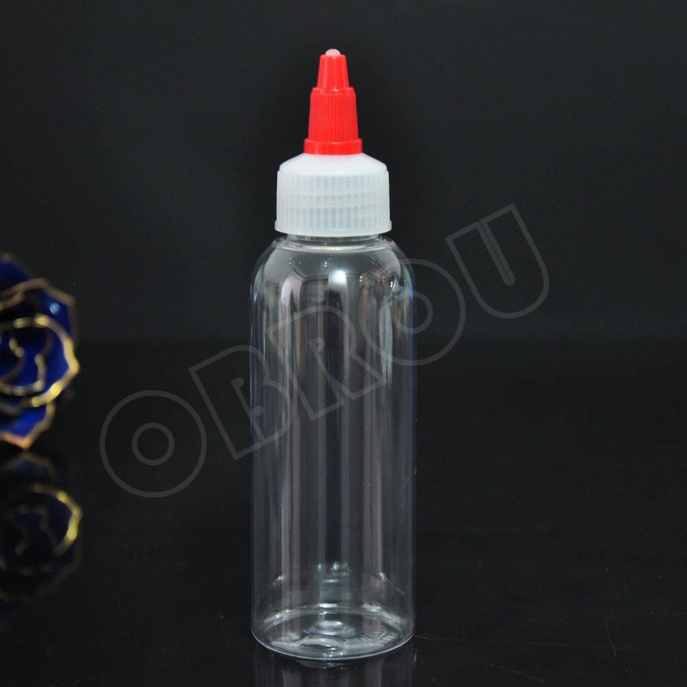 30ml60ml100ml PET/полиэтиленовой e клей жидкости капельницы бутылка с крышки твист