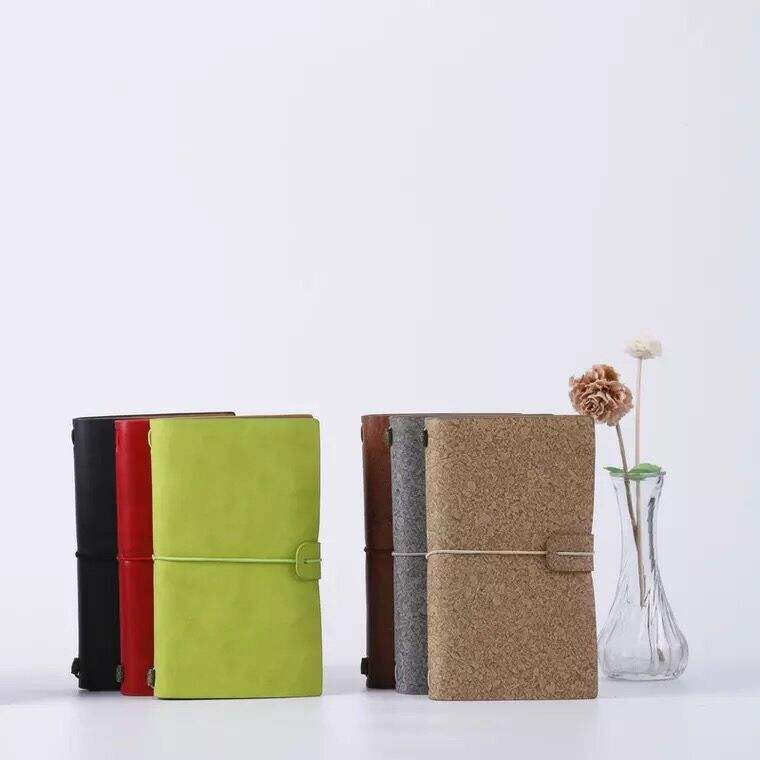 Promotional office stationery travel journal