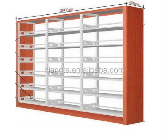 Portable Modern Booshelf Used Library Shelving