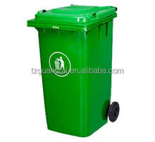 240 liters 2-wheeled waste container