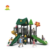 New design children outdoor playground slide kids play for sale