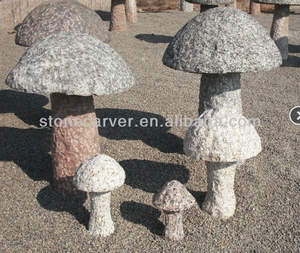 hot granit outdoor beaty pilze