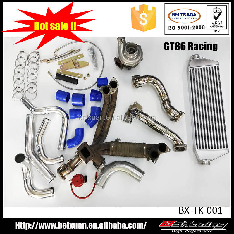 Kit Turbo per Subaru BRZ FRS per Toyota GT86 turbo kit 325hp +