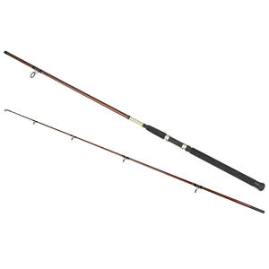 2.7m Two sections hollow glass stamina cheap fishing rods