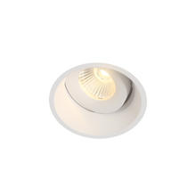 Rotatable Small Trim GU10/Mr16 Round Recessed Led Light Fixtures