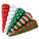 Cheap Decoration Headpiece 2019 Hot Selling Cheap DIY Christmas Decoration Pad Headband Fashion Unicorn Hair Accessory for Baby Plush Red/Green Headpiece