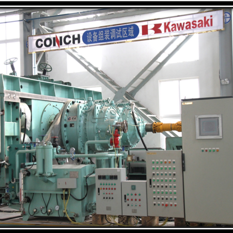 Roller Press used for cement grinding plant