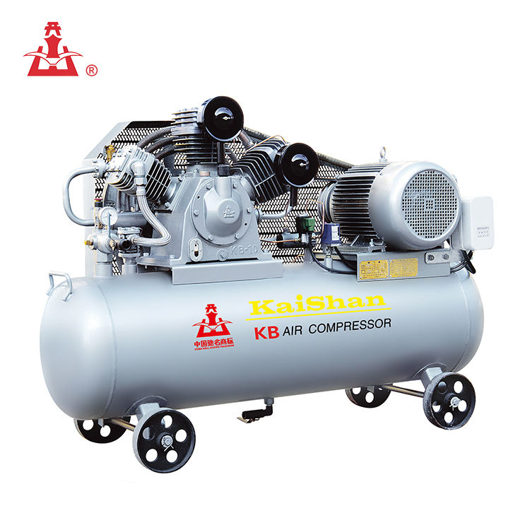 Kaishan Kb-15 20 Hp 15 Kw 30Bar Piston Air Compressor For Industrial Use