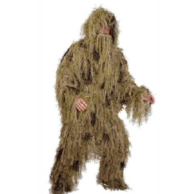 Camouflage Forest Hunting Clothing Desert Ghillie Suit