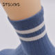 Vivid Socks Woman Cotton Comfort Seamless Cotton Cute Ladies Bright Vivid Candy Color Mix Color Women Socks Made In China