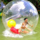 Cheap TPU/PVC water walking ball inflatable running water transparent bubble roller ball for kids/adult