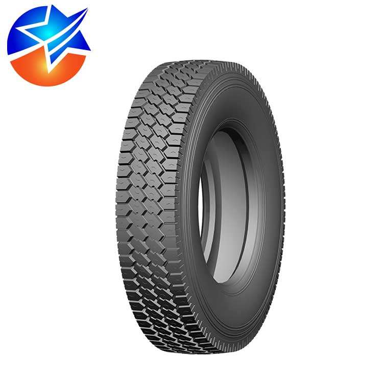 Annaite Pattern 607 11R22.5 Truck Radial Tyre TBR 22.5 Tires with EU Label
