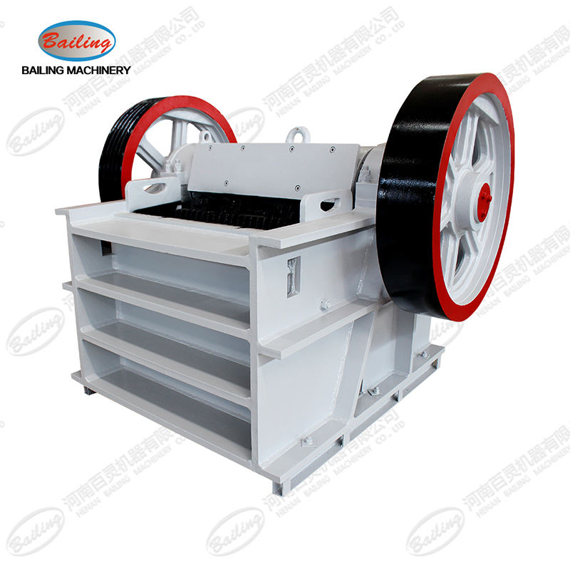 Bailing brand stone crasher jaw crusher plant
