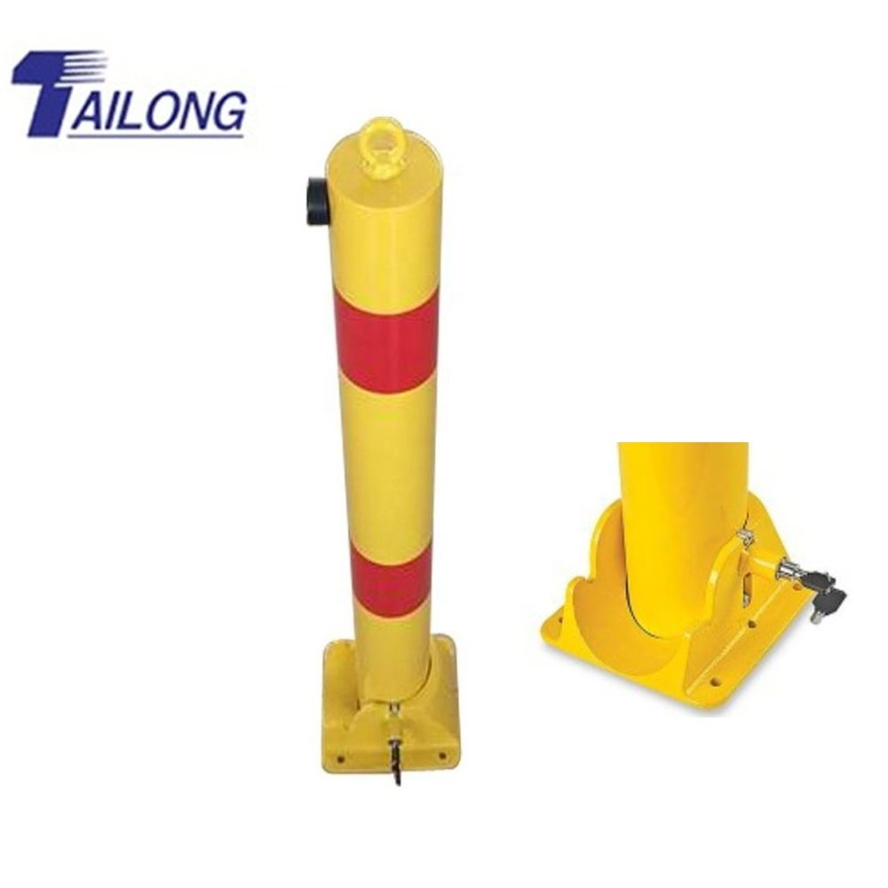 New Model Parking Road Barrier/Parking Bollard / Security Traffic Post