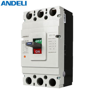 ANDELI AM1-400L/3300 Series Moulded Case Circuit Breaker 250amp circuit breaker price mccb