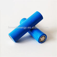 factory rechargeable lithium battery 18600 3.7v 2200mAh
