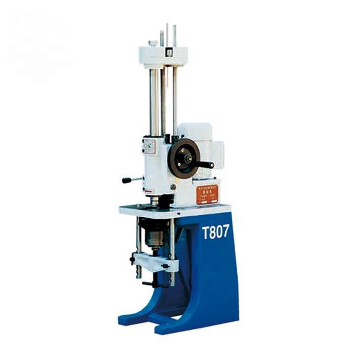 T807 small size vertical cylinder boring machine form motorcycle