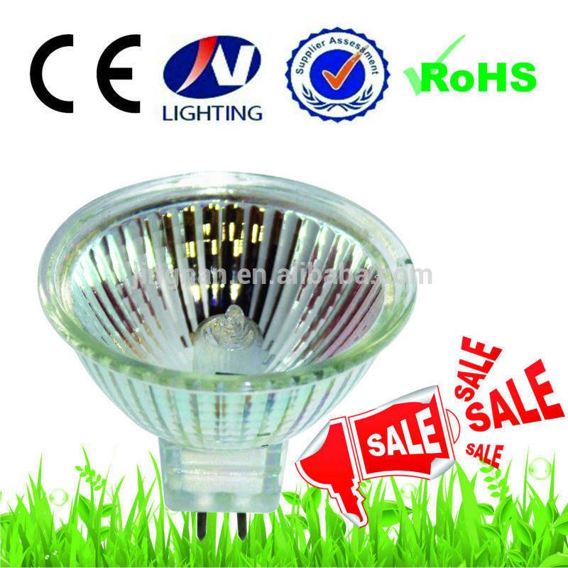 Mejor venta! 2000 horas bombilla incandescente de reemplazo mr16 lámpara halógena 35w 220v