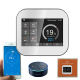 WiFi Color Screen Smart Thermostat with Amazon Echo Speaker Control Alexa