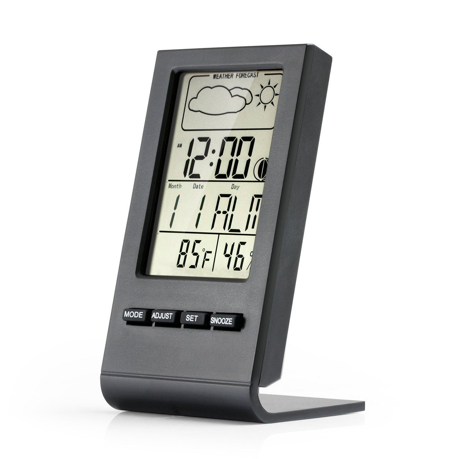 Portable Home Wireless Weather Station / Temperature Humidity Meter