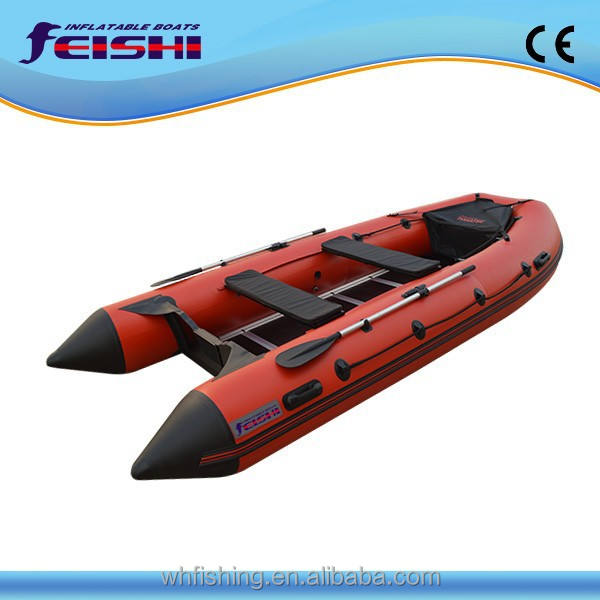 Handmade High Quality with Popular Design 2.3m-4.6m sail boats sports boat with CE certification