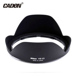 For nikon 18 55 rubber dslr lens hood