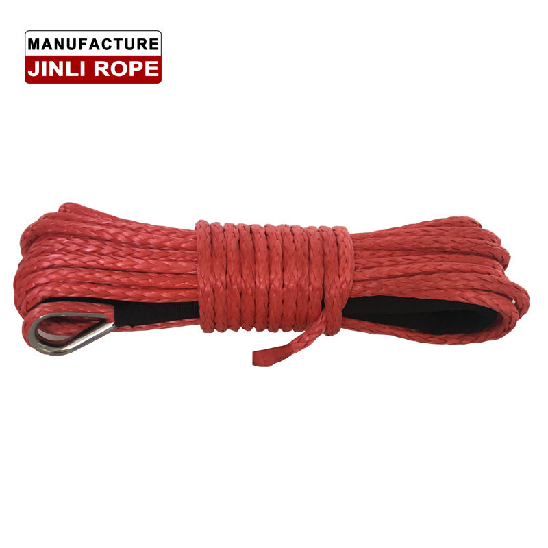 ATV Snow Plow Lift Rope,Synthetic Winch Rope,UTV Rope,,Snow Plow Attachments