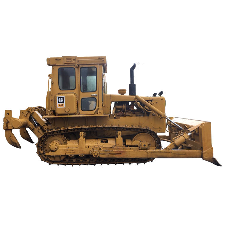 Used CAT D6D Bulldozer Caterpillar D6D D6G D6H D6R Crawler Tractor Price New