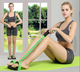 New Fitness Resistance Bands Exerciser waist and chest fitness soft body trimmer