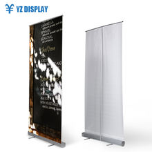Indoor Roll Up Banner Stand Background for Promotion