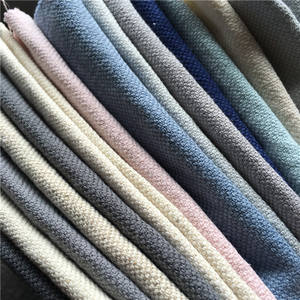 Washed cotton linen curtain fabric for upholstery