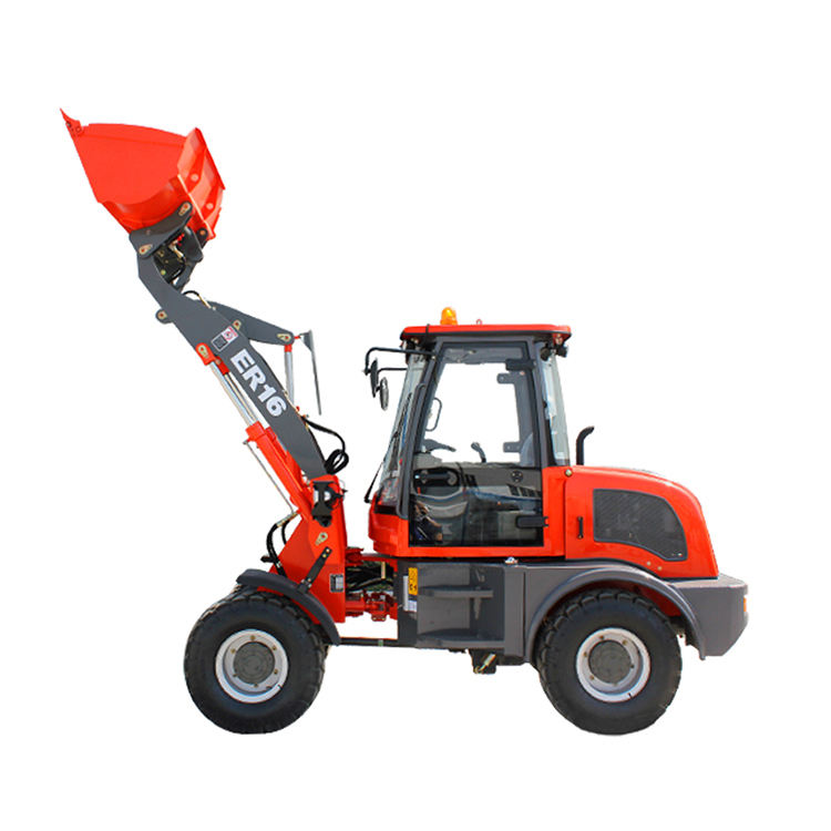Everun Brand Constructional Machinery ER16 Front End Loader for Sale