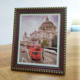 Light weight plastic photo frames 8 x 11 picture frame