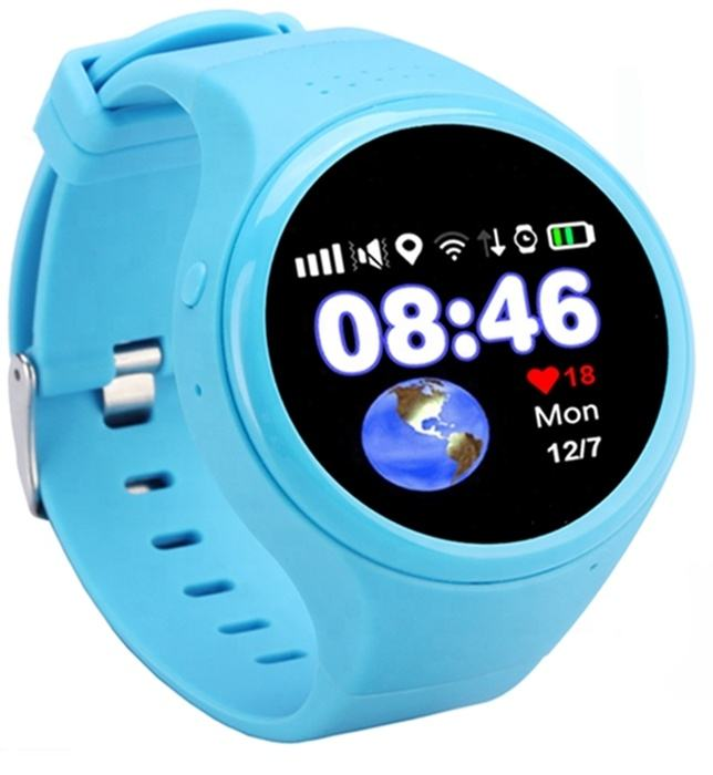 Anti Kidnapping GPS GSM LBS WIFI anti lost locator finder bluetooth finder kids smart watch with camera