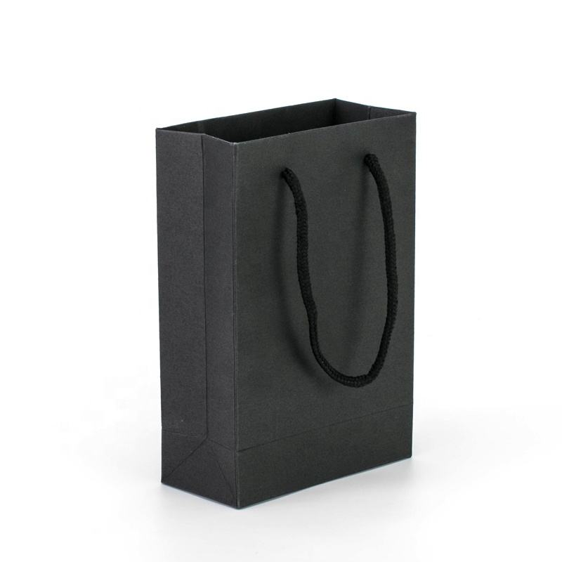 Custom Printing Luxury Glossy Laminated Personalised Shopping Carrier Paper Gift Bags