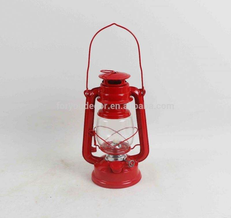 MT-040-24 Camping Hurricane Garden Decorative Oil Lamp