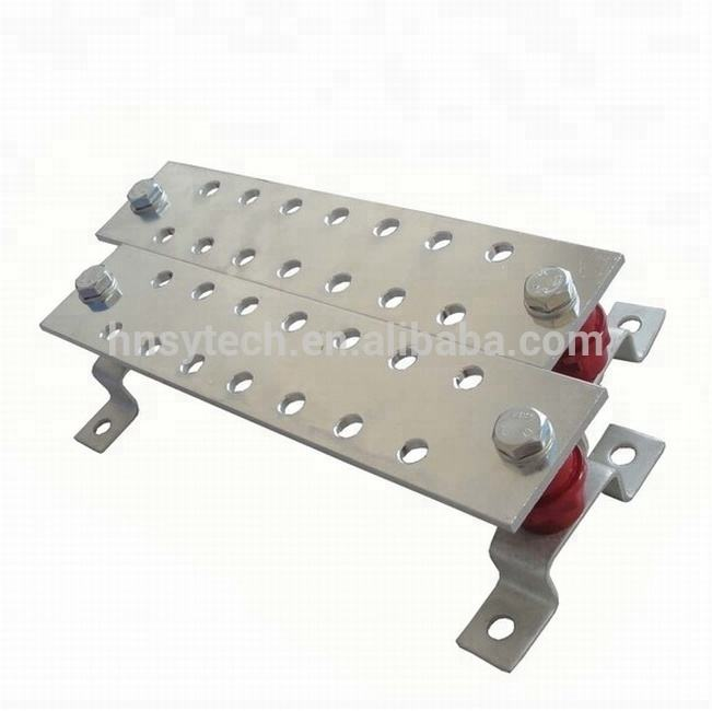 Electric power copper busbar / Copper busbar / grounding busbar