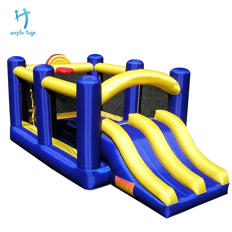 Hot selling customized mini jumper indoor inflatable bouncer for kids