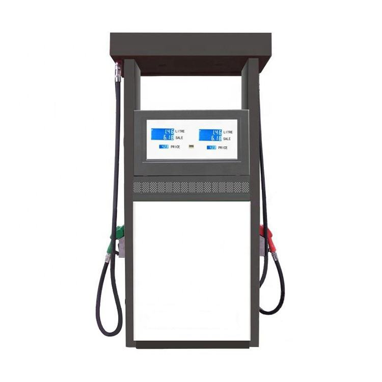 Bestfueling LPG CNG retail double nozzles fuel station filling equipment metering LPG fueling dispenser