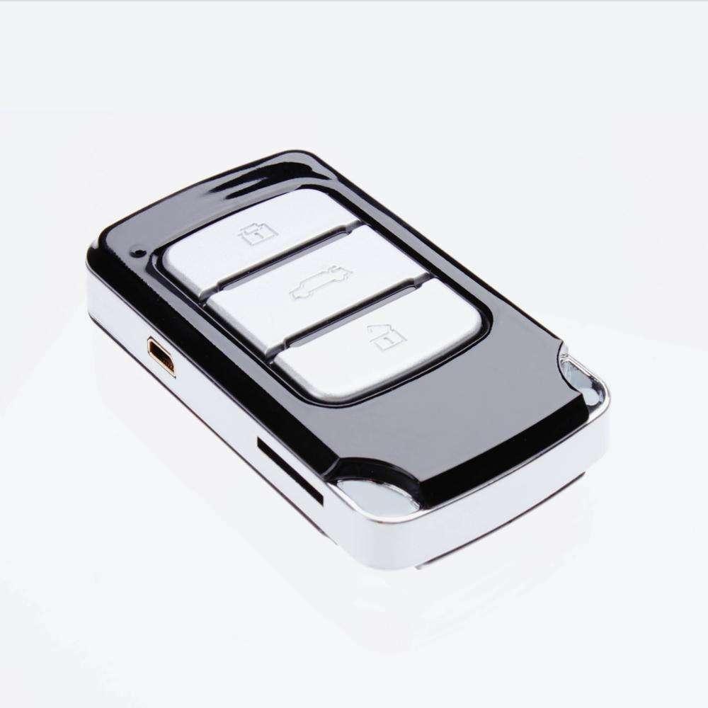 Многофункциональный HD Mini DV ключа автомобиля Spy Скрытая камера с Запись видео фото принимая USB функции передачи данных