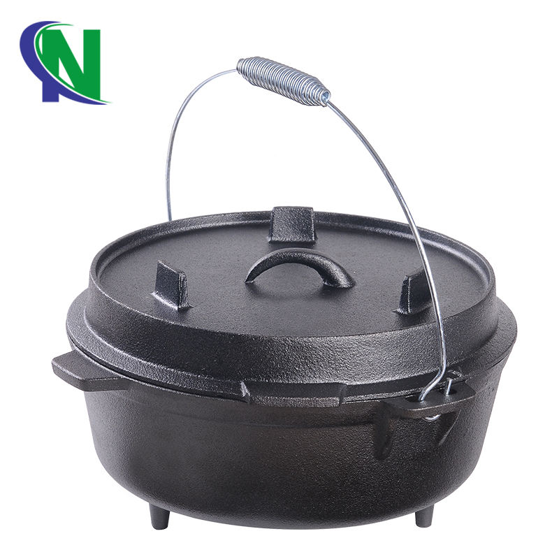 hotsale dutch oven for bbq use