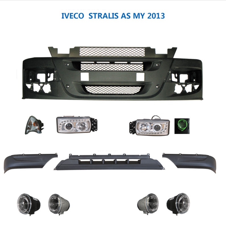 504284318 504284316 camiones pesados panel frontal 504284315 para <span class=keywords><strong>IVECO</strong></span> <span class=keywords><strong>STRALIS</strong></span> AS 2013