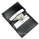 New Slim Outside ID Window Money Cash Card Holder Purse RFID Customized Credit Card Wallet