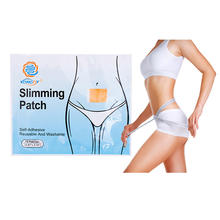 Kongdy Factory Supplier weight loss navel slimming patch fat burn patch