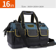 bag for tool telecom engineer electronics technician electrical electrician professional hanging tote heavy duty tool bag