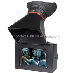 S350 Camera ViewFinder 3.5-Inch HD SDI Monitor for DSLR & Full HD Camcorder