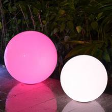 Solar Power Outdoor LED Ball Garden Beach Waterproof LED Ball Lights