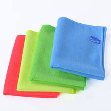 High quality kitchen cleaning soft cloth microfiber dish tea towel