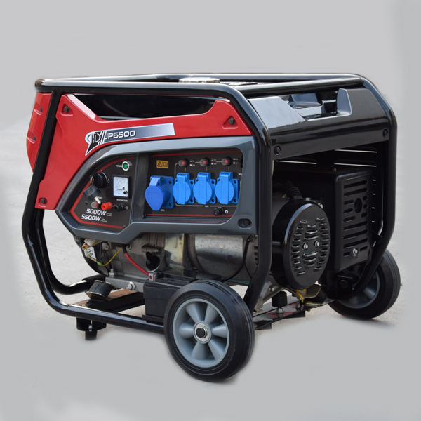 7.<span class=keywords><strong>5KW</strong></span> Neue design drei phase 50 HZ AC Tragbare <span class=keywords><strong>benzin</strong></span> <span class=keywords><strong>generator</strong></span> mit CE, GS